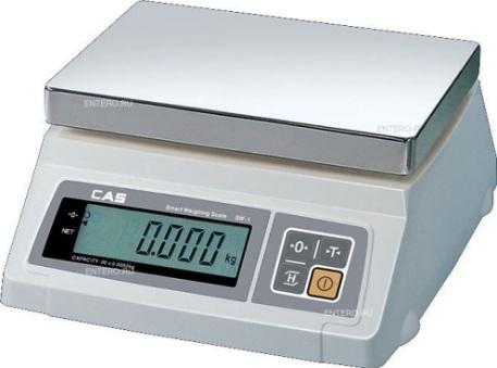 Весы порционные CAS SW-5 (DD)